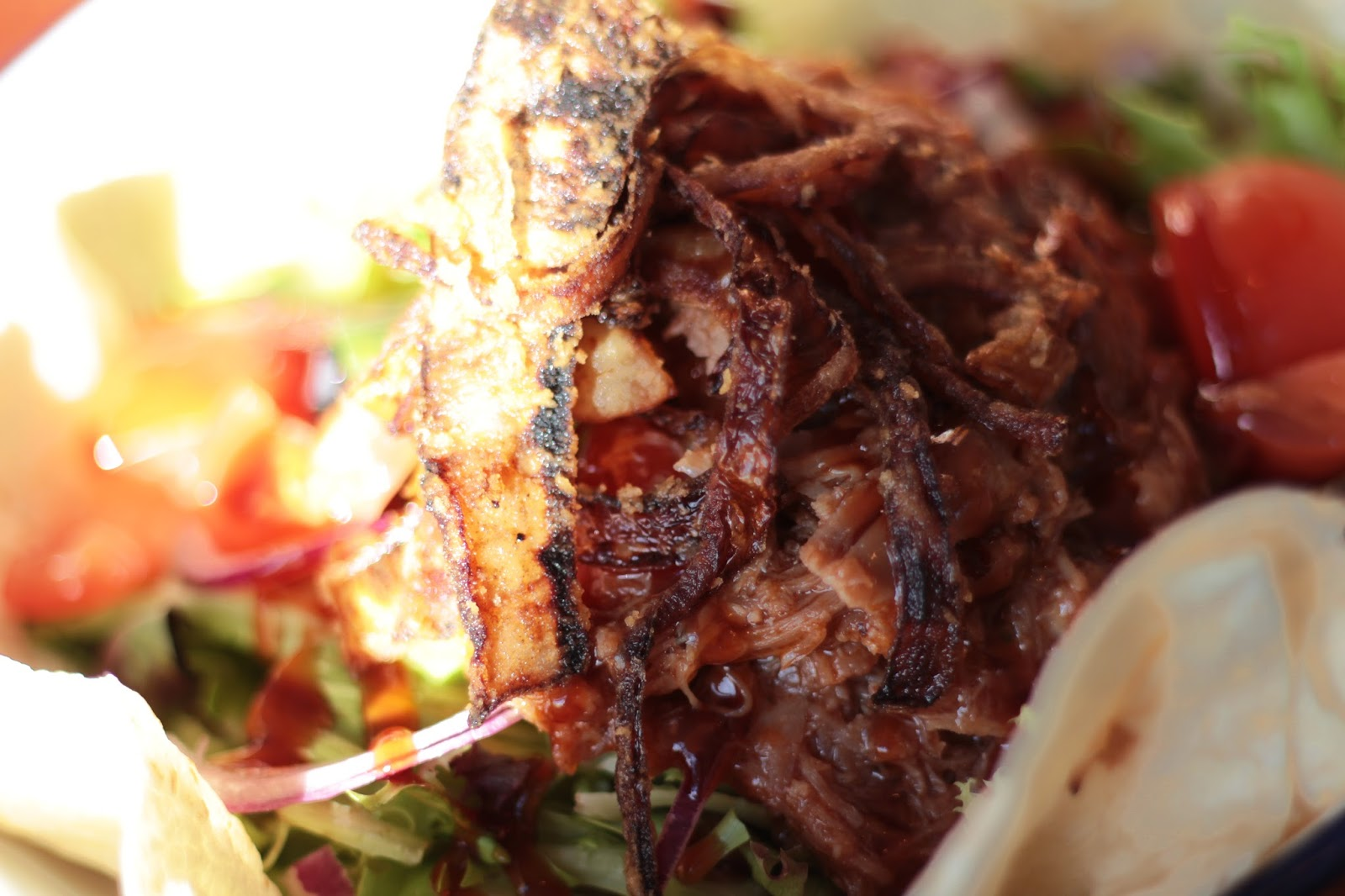 the cavendish sheffield food review pulled pork
