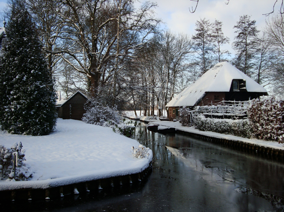 Giethoorn The Venice Of Holland Incredipedia