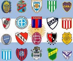 Futbol Argentino  Torneo Transición 2014