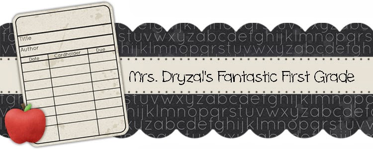 Mrs. Dryzal's Fantastic First Grade