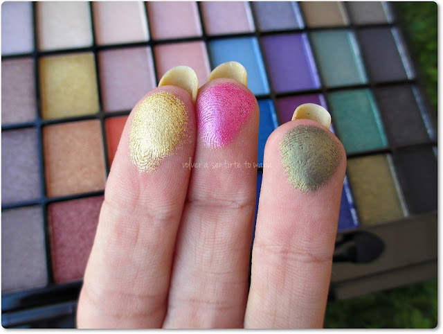 Paleta Makeup Geek de I Heart Makeup