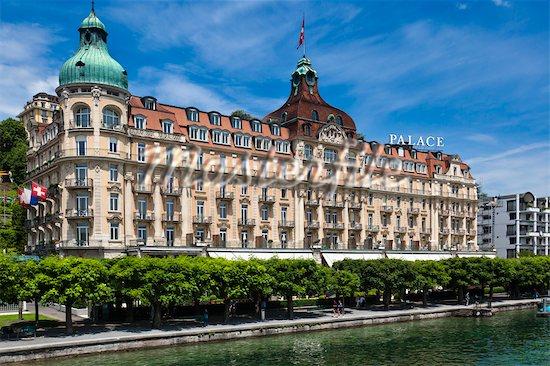 Hotel Cresta Palace Celerina