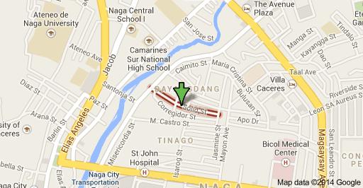 Solid Street, Dayangdang, Naga City