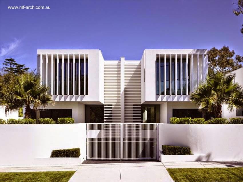 Arquitectura de casas 19 fotos de casas soleadas for Viviendas minimalistas