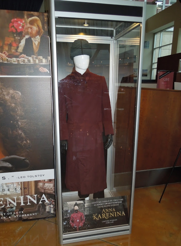 Jude Law Anna Karenina costume