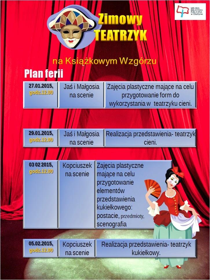 Plan ferii