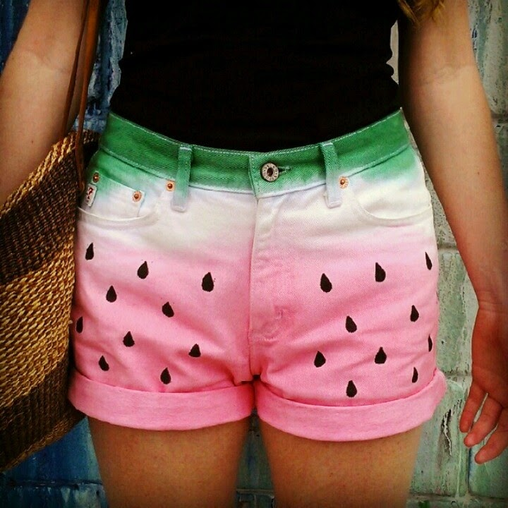 Pantalones customizados