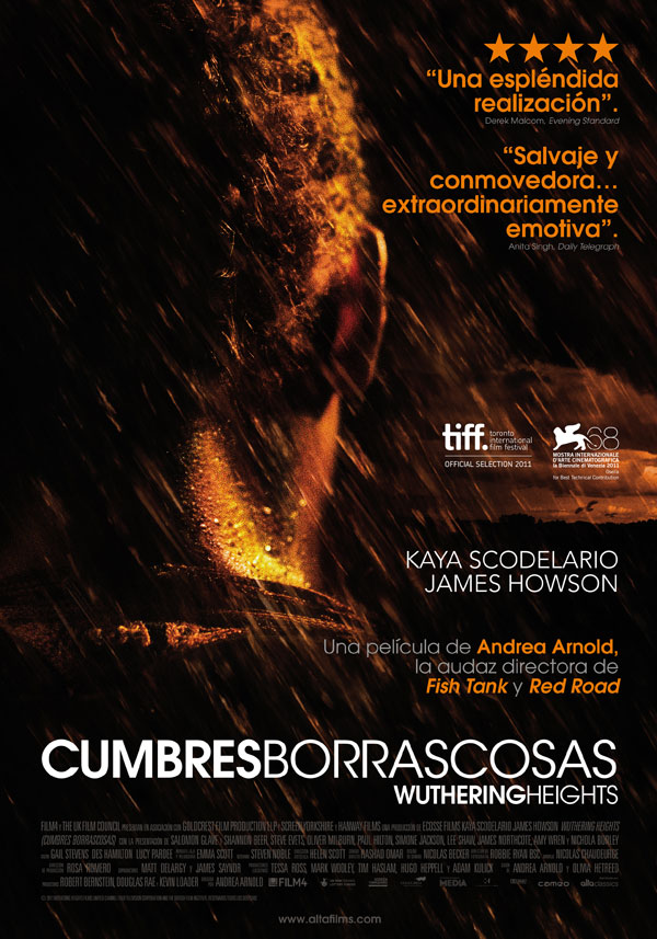 Cumbres borrascosas (2012)