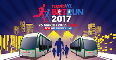 RapidKL BRT Run 2017