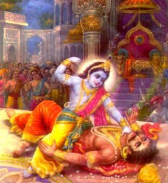 Narak Chaturdashi Katha Or Poojan Vidhi