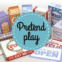 SHOP - PRETEND PLAY