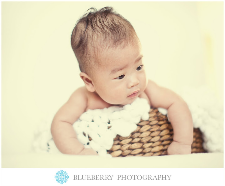 san francisco newborn session natural light beautiful