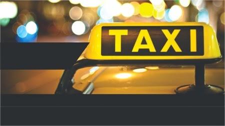 Panfletos e Cartão de Visita Taxi