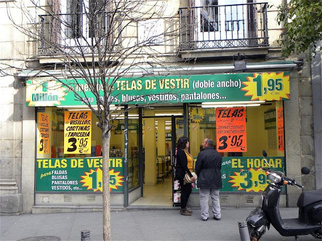 Tienda De Muebles Madrid Centro : Decoracion mueble sofa tiendas de tejidos en madrid centro
