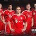 Bayern Munich New Jersey 2013-2014- Adidas reveal new FC Bayern Kit