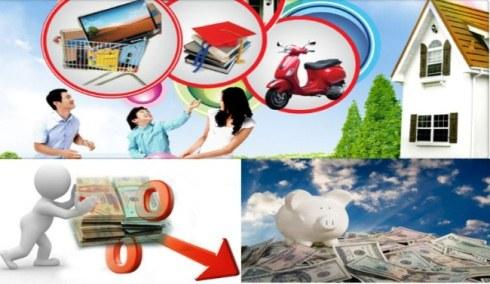 Vay tin chấp tiêu dùng cá nhân sẽ giúp bạn hoàn thành mơ ước