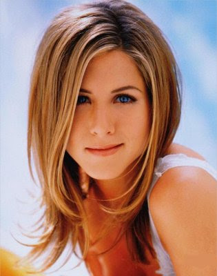 Jennifer Aniston Medium Layered Hairstyles