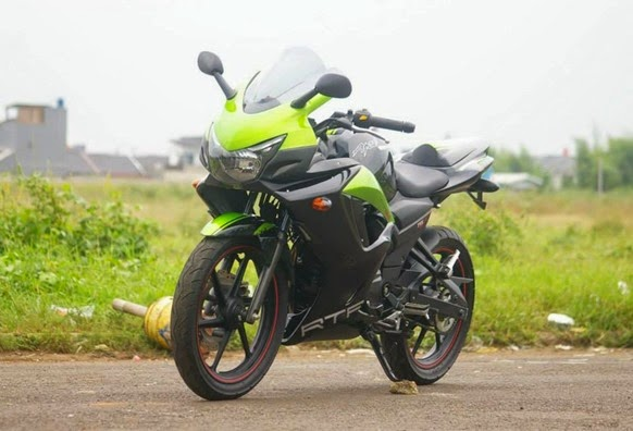Tvs Apache Rtr 250 Images Specification Price