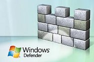 Windows defender logos