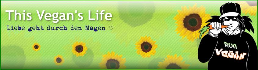 This Vegan's Life Blog