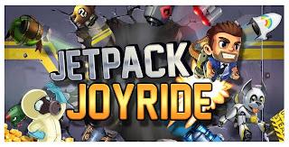 Game Android Terbaik Jetpack Joyride, Game Android Terbaik, Jetpack Joyride