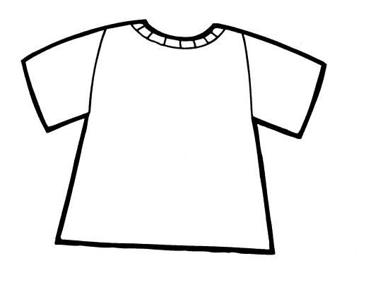 Maestra de infantil prendas de vestir y complementos dibujos para colorear - Dibujos juveniles para imprimir ...