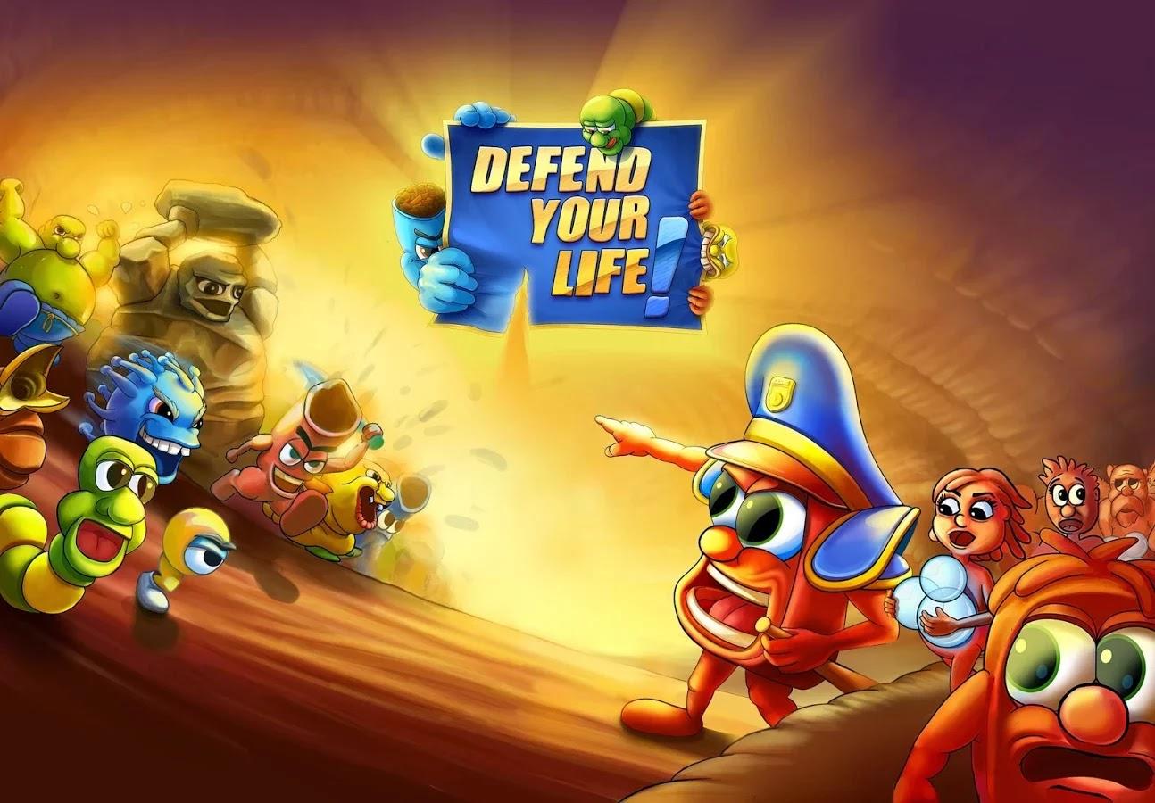 Defend Your Life! v1.003