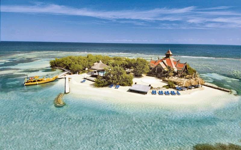 Hotel de luxo - Sandals Royal Caribbean & Private Island All Inclusive - Jamaica