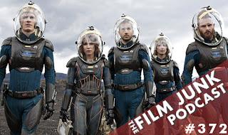 Prometheus  (2012) HD Movie Poster