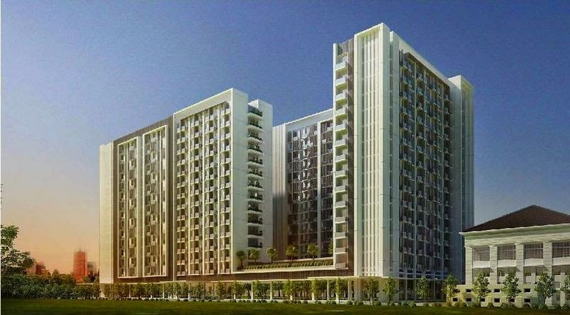 Sentul Nirwana - a fun place to live: Sentul Tower Apartment