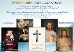 Preghiere raccomandate