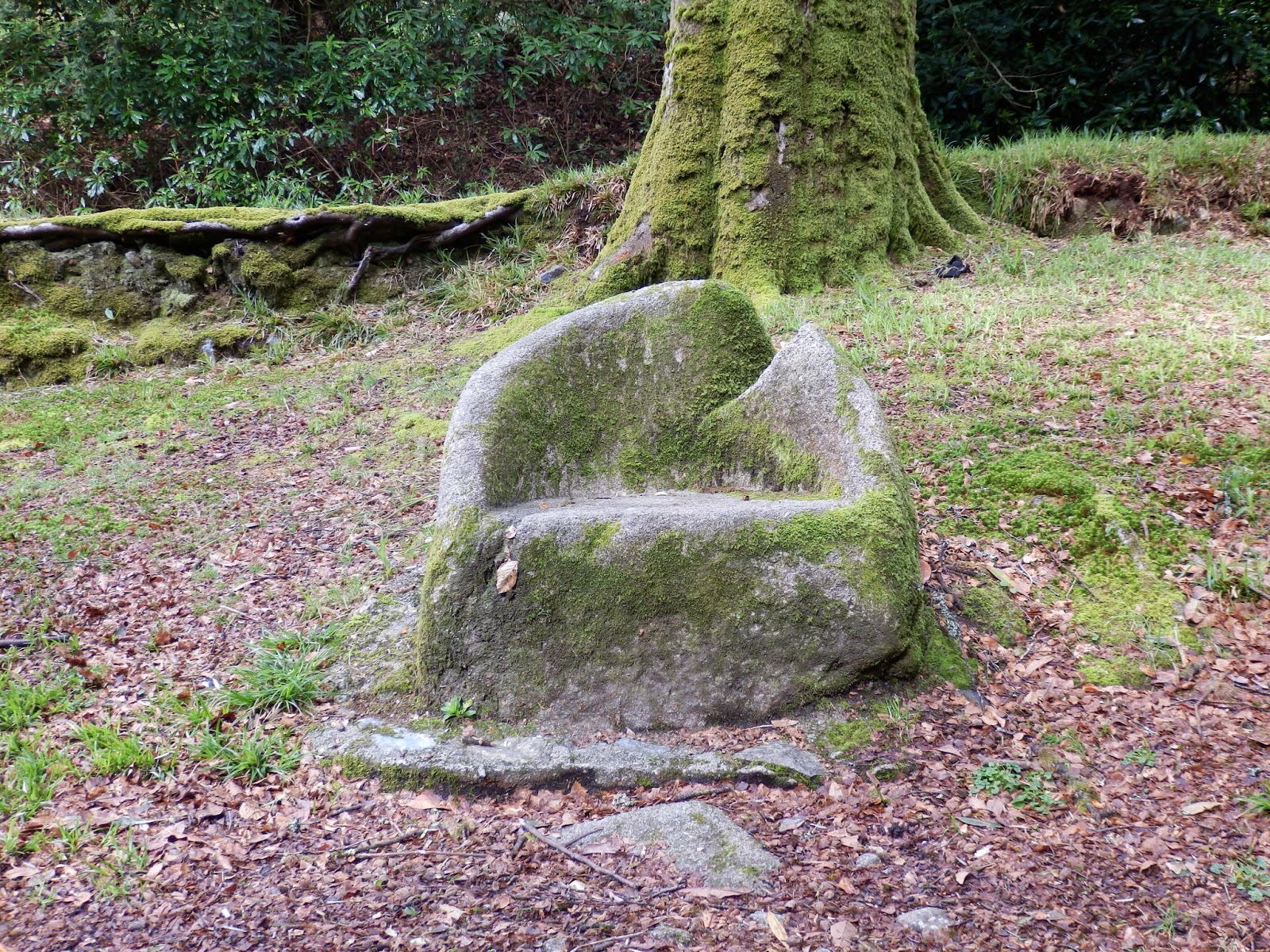 Druid's Chair, Menacuddle, Cornwall