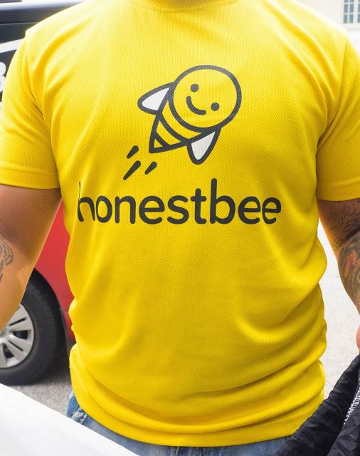 honestbee laundry $15 Disocunt Code