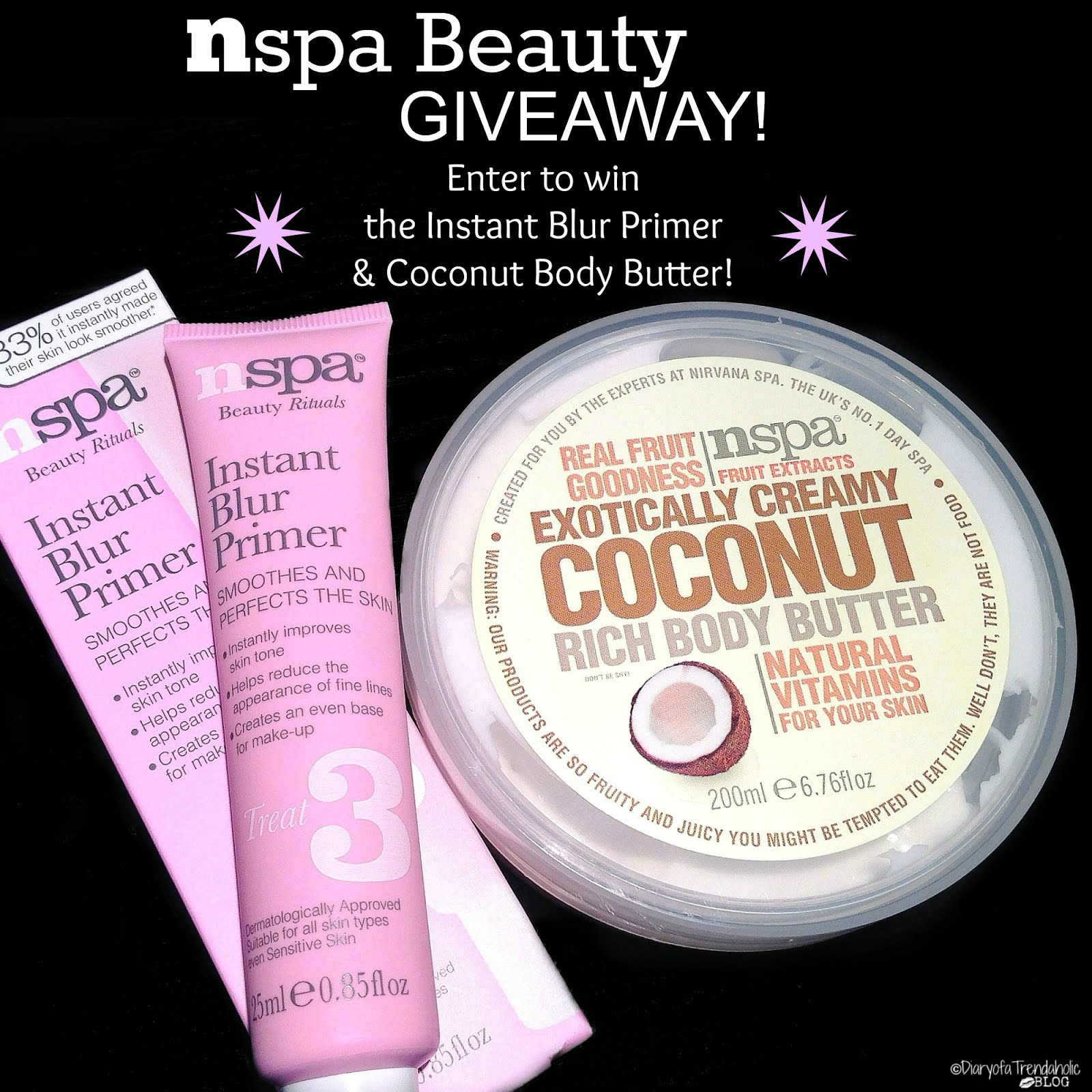 NSPA Beauty Giveaway!