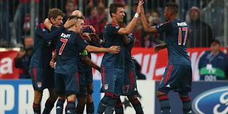 Video Gol Bayern Munchen vs CSKA Moscow 18 September 2013