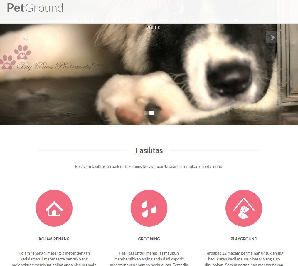 website petground