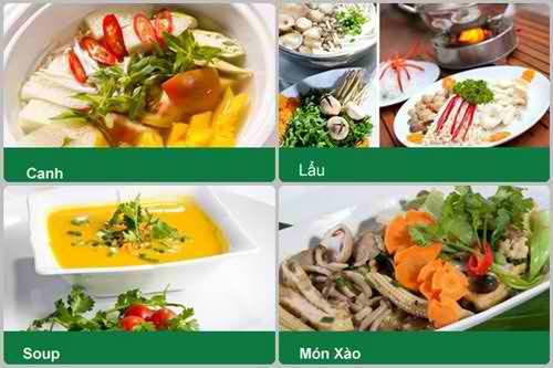 Ăn chay đầu năm, rút thăm may mắn tại The Organic, khuyến mãi ẩm thực, địa điểm ăn uống 365