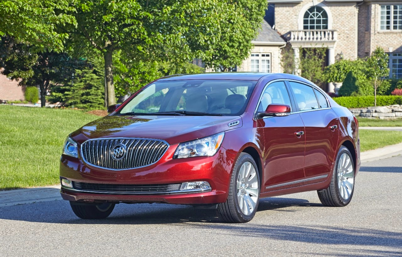 Buick's LaCrosse sedan is worth knowing