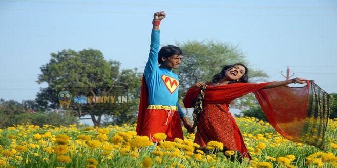 Funny Superman Of Pakistan