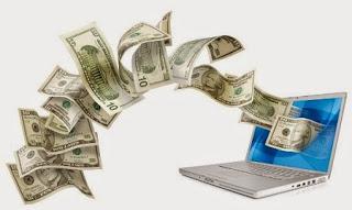 Cari Uang Lewat Internet