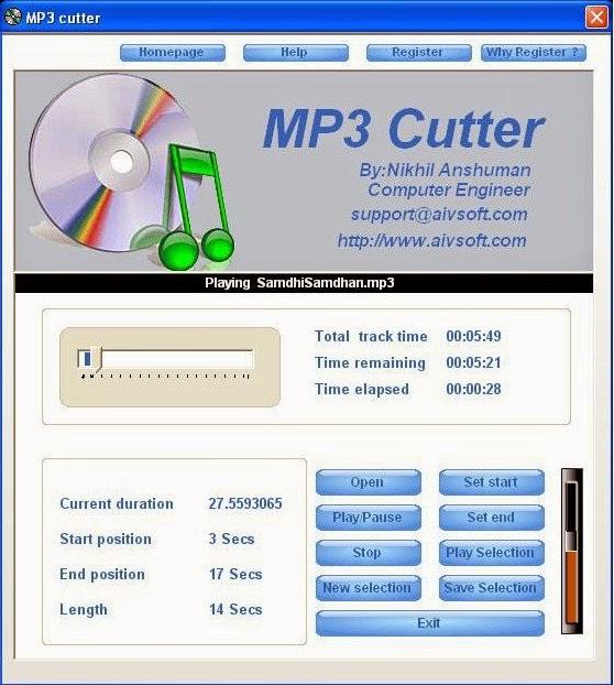 Mp3 cutter merger for windows 7