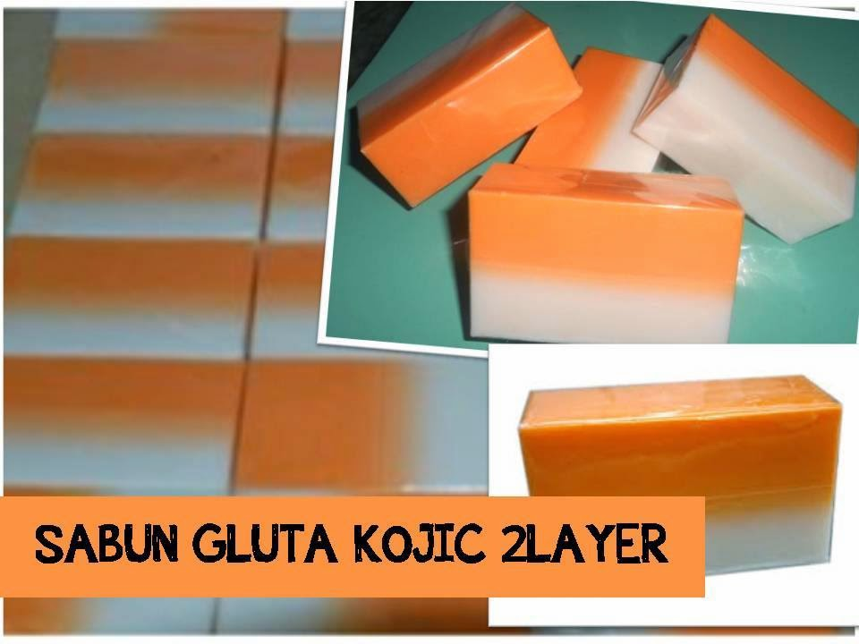SABUN GLUTA KOJIC WITH VITAMIN C 75g