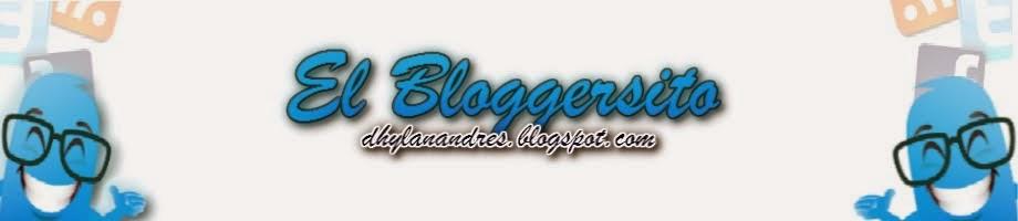 El Bloggersito!