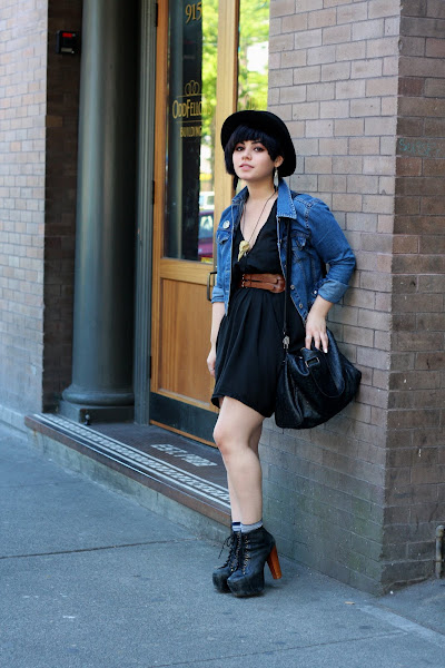 Seattle Street Style Amanda