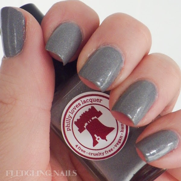 Fledgling Nails: Reviews and Swatches: Philly Loves Lacquer - Avenuers