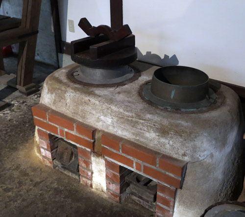 Kamado Stove, Akita