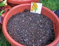 Soilless Potting Mix