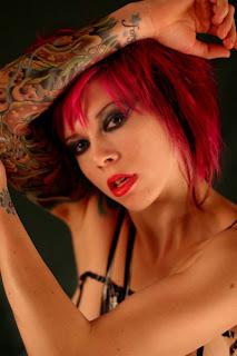 Top Female Sleeve Tattoo Designs