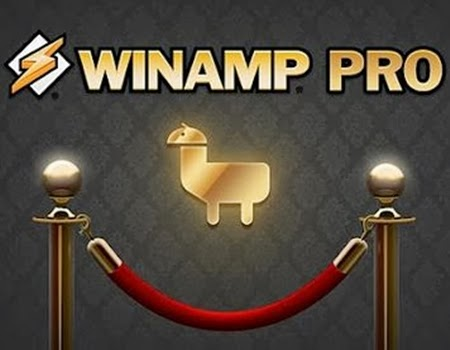Winamp Pro 1.4.14 APK Full Para Android 2014