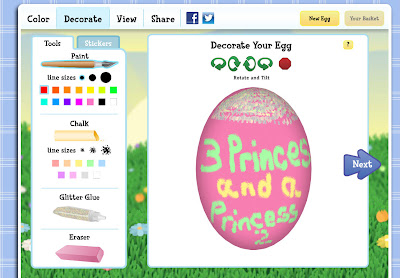 Egg Decorationg App